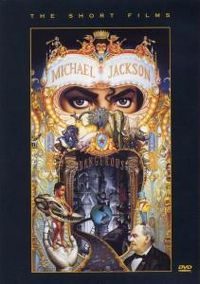 Cover Michael Jackson - Dangerous - The Short Films [DVD]